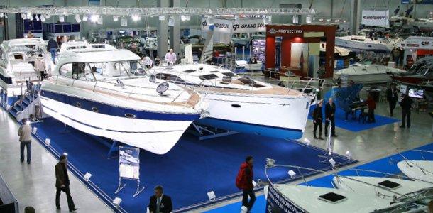 V международная выставка катеров и яхт «МОСКОВСКОЕ БОУТ ШОУ»