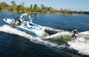 Super Air Nautique 210 McKee Wakesurf